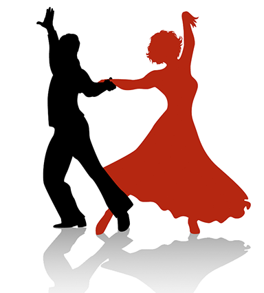 Ballroom dance png. Dancing with purpose the
