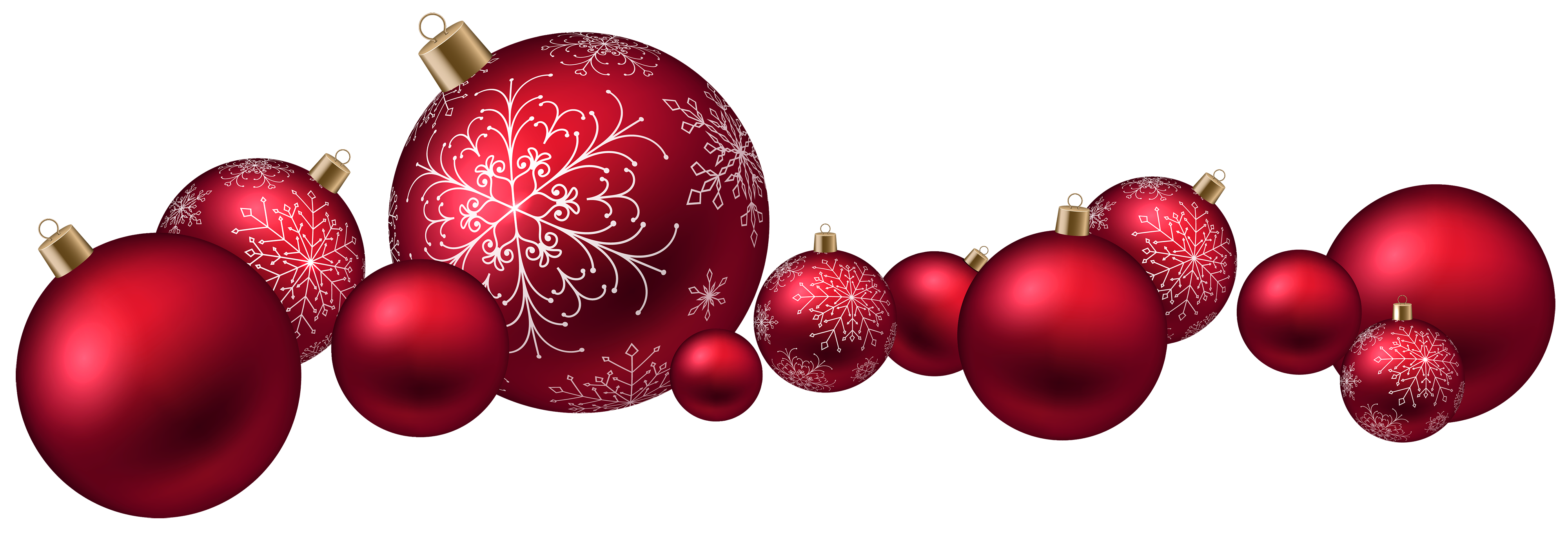 Red christmas ball png. Clipart best web