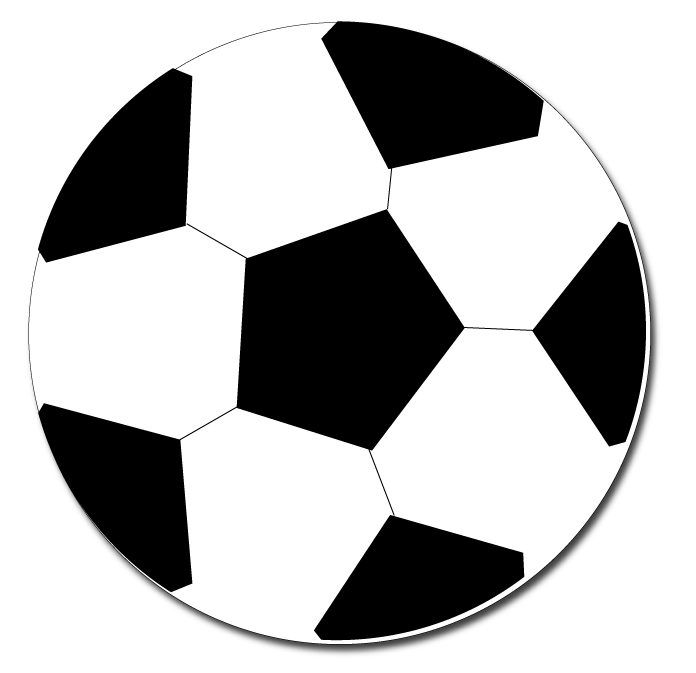 Balls clipart party. Soccer ball to use
