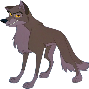 Balto drawing father. The extended lion guard