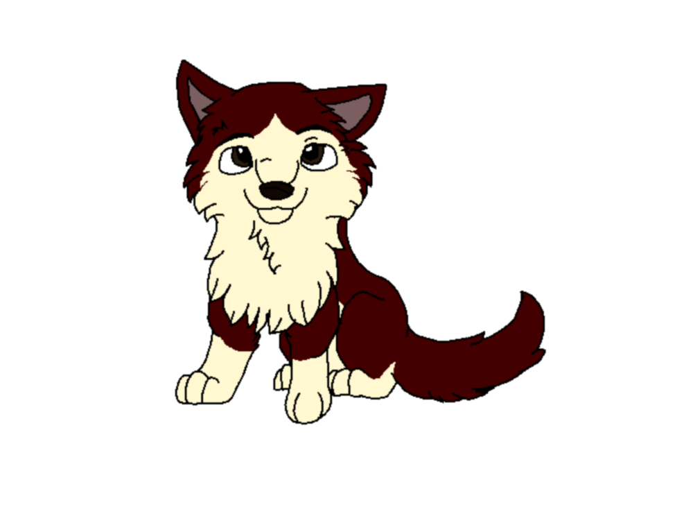 Balto drawing easy. Source collab dingofinishedpng