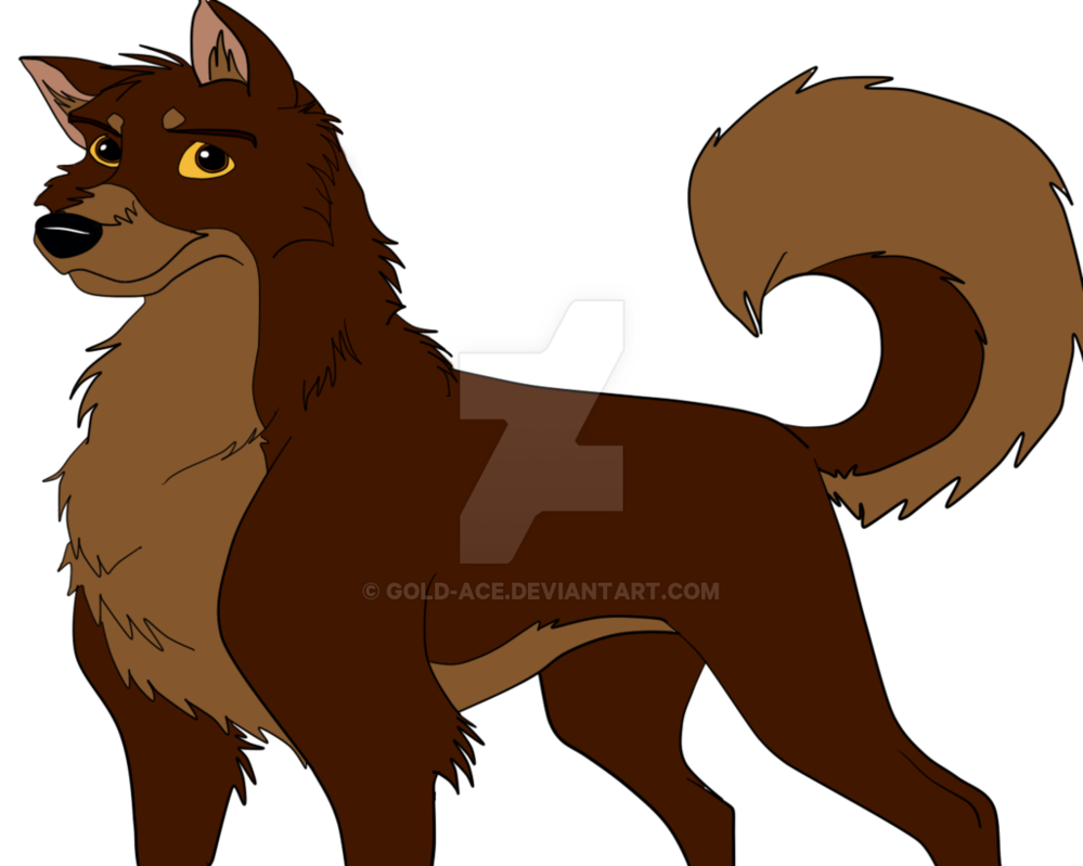 Balto drawing father. S by gold ace