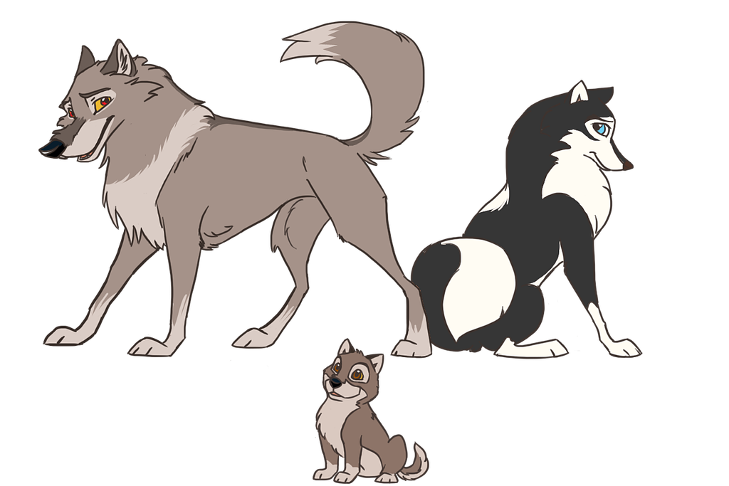 Balto drawing father. S parents by nocturne