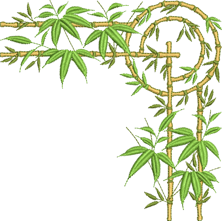 Bamboo clipart bamboo design. Sue box creations download