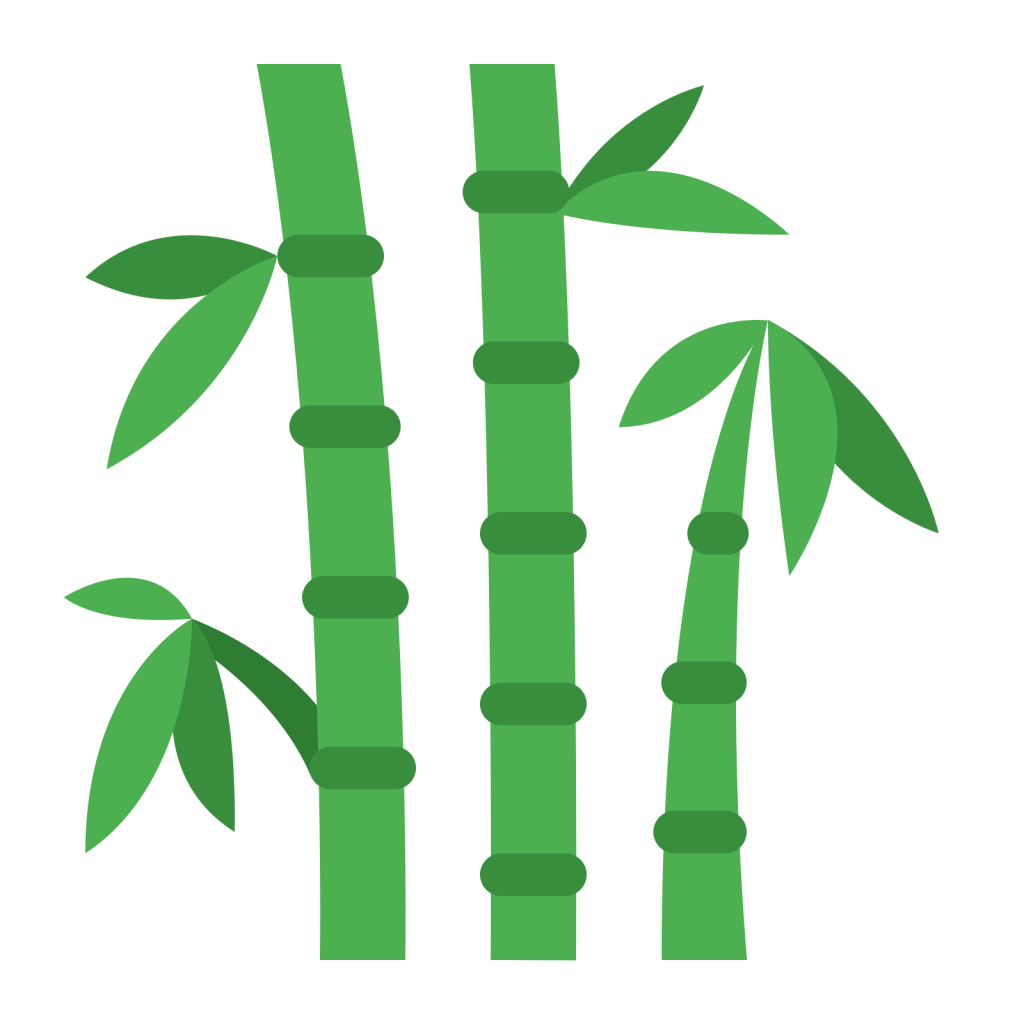 bamboo vector png