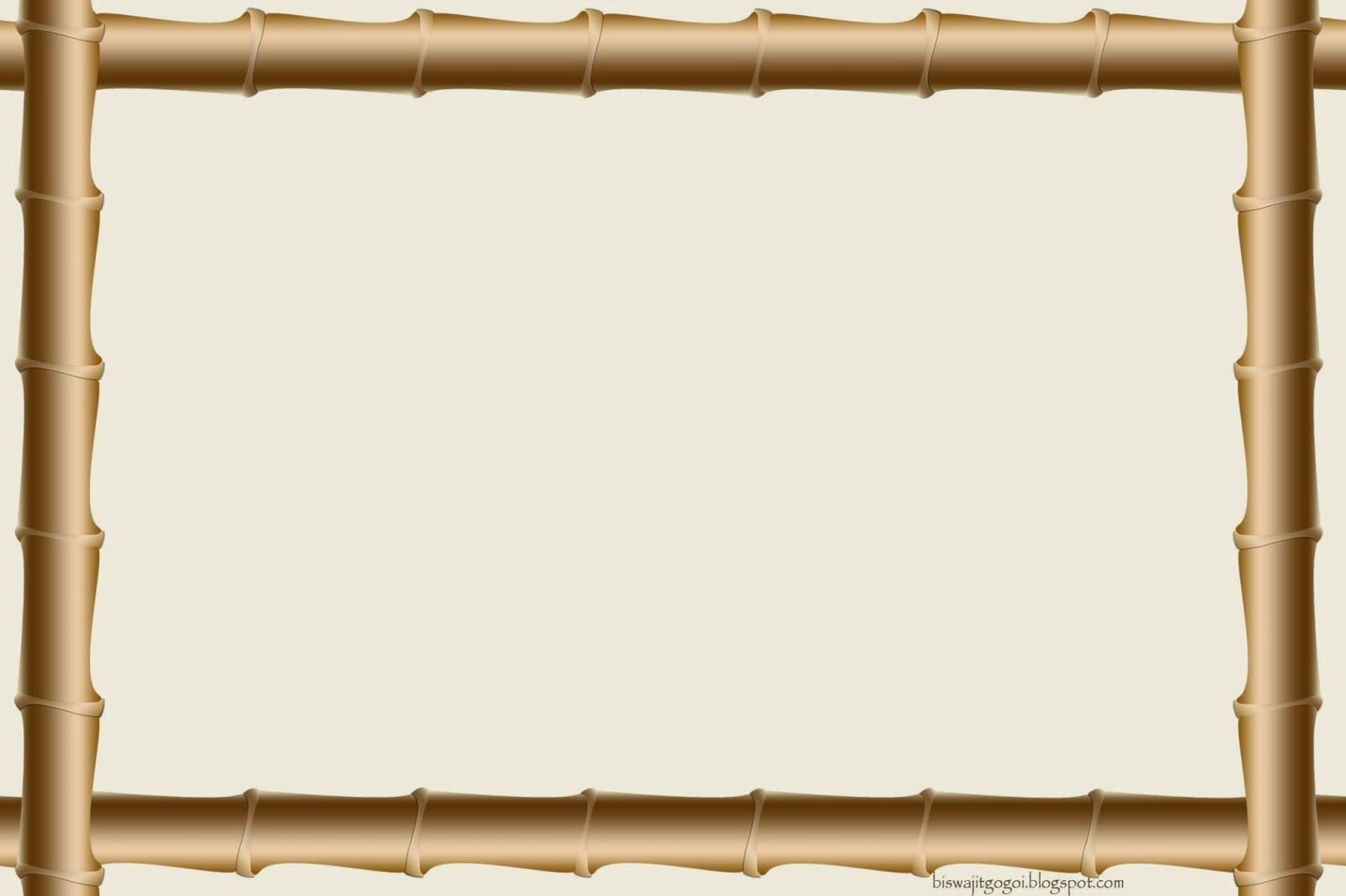 Bamboo clipart wooden frame. Picture frames design personalized