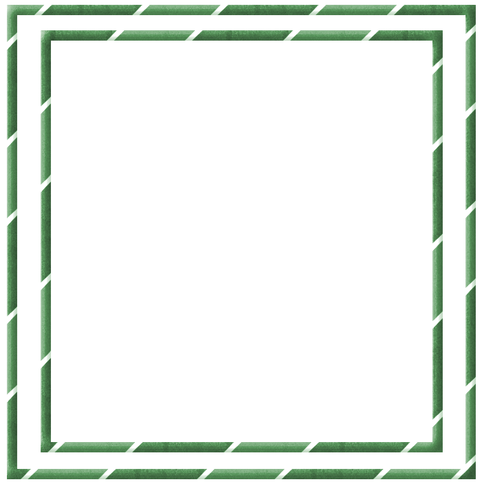 Bamboo frame png. Green picture frames transprent