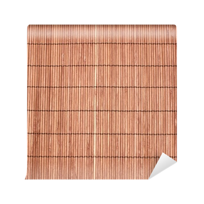 Bamboo texture png. Brown straw mat as