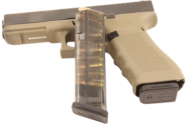 Banan clip 9mm. Magazines and accessories ets