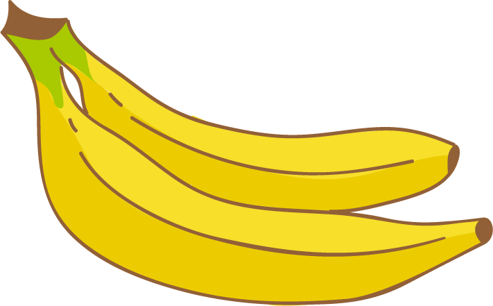 Banana clipart banana drawing. Png transparent free images