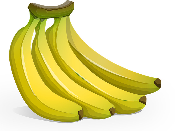 Banana clipart basket. Clipartix