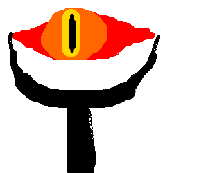 Banana clipart eye. The ghost of a