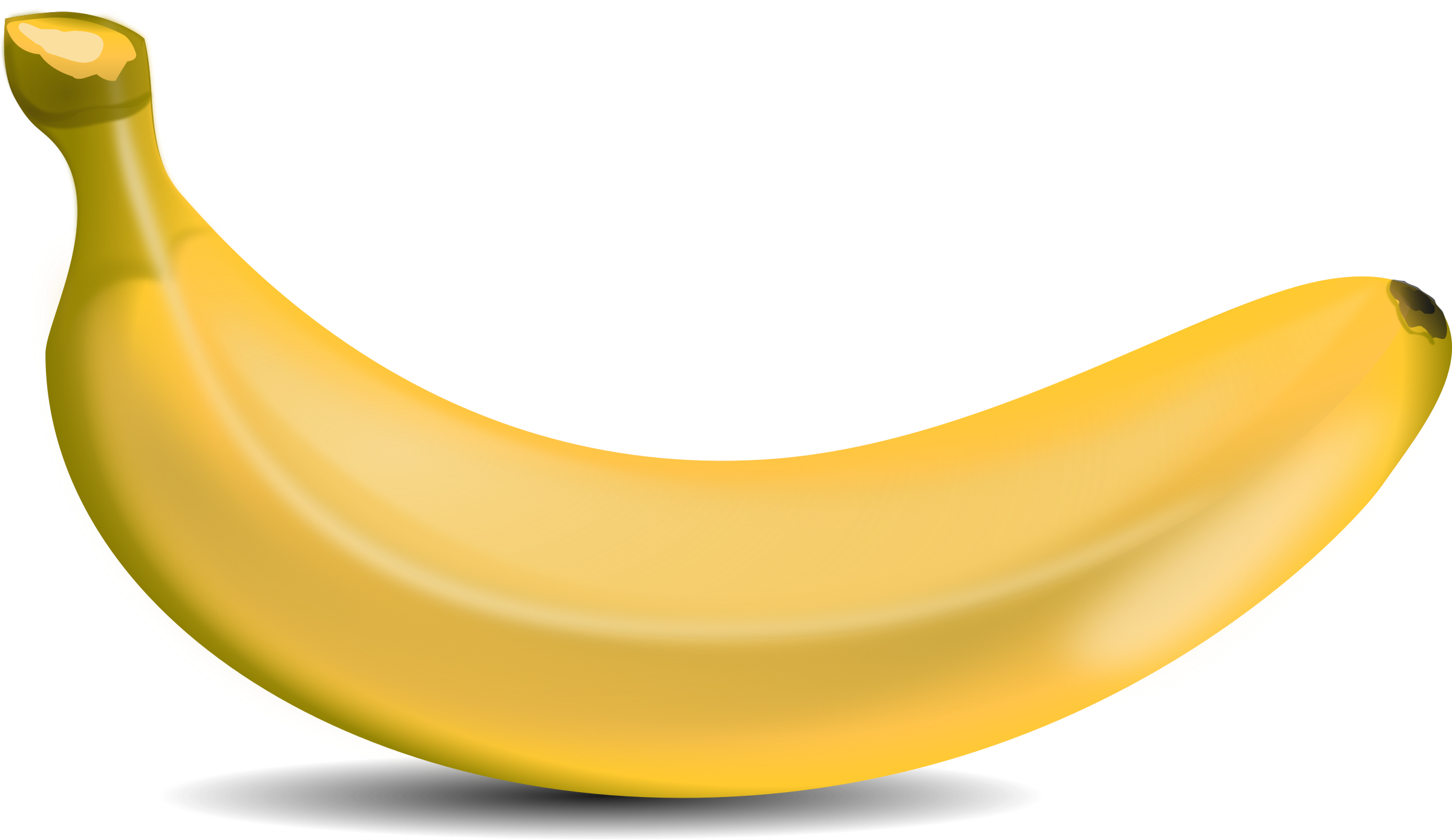 Internet transparent banana. Png images free download graphic black and white library