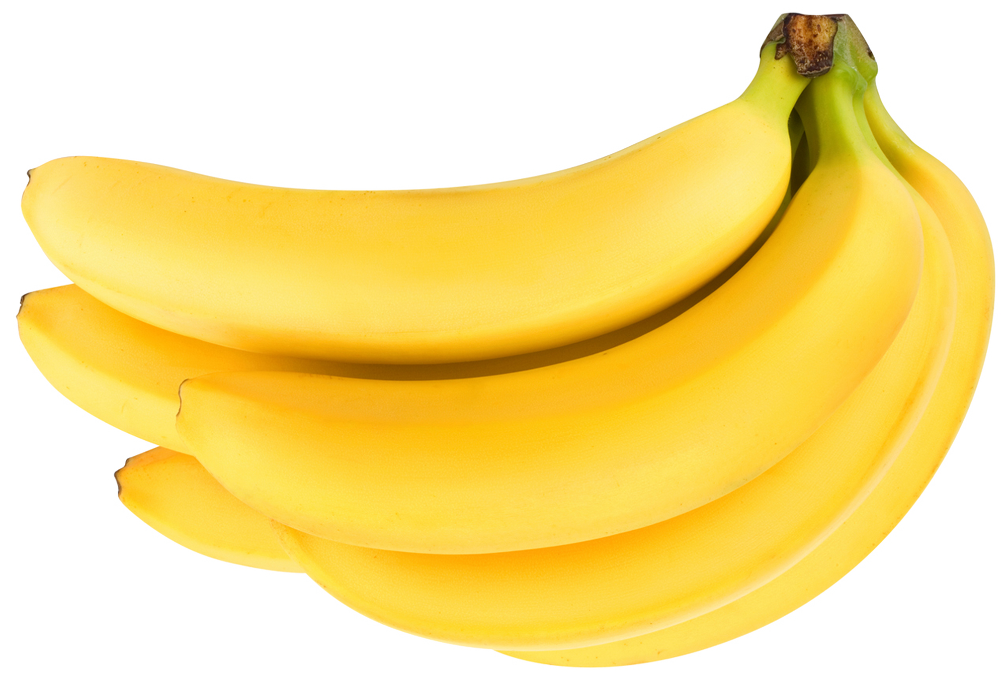 Banana clipart transparent background. Large bananas png gallery