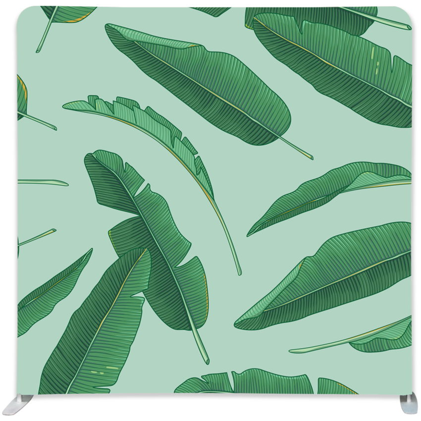 Banana leaf png. Pattern photography backdrop everybooth