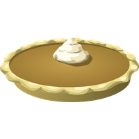 Banana pie png. Download food category clipart