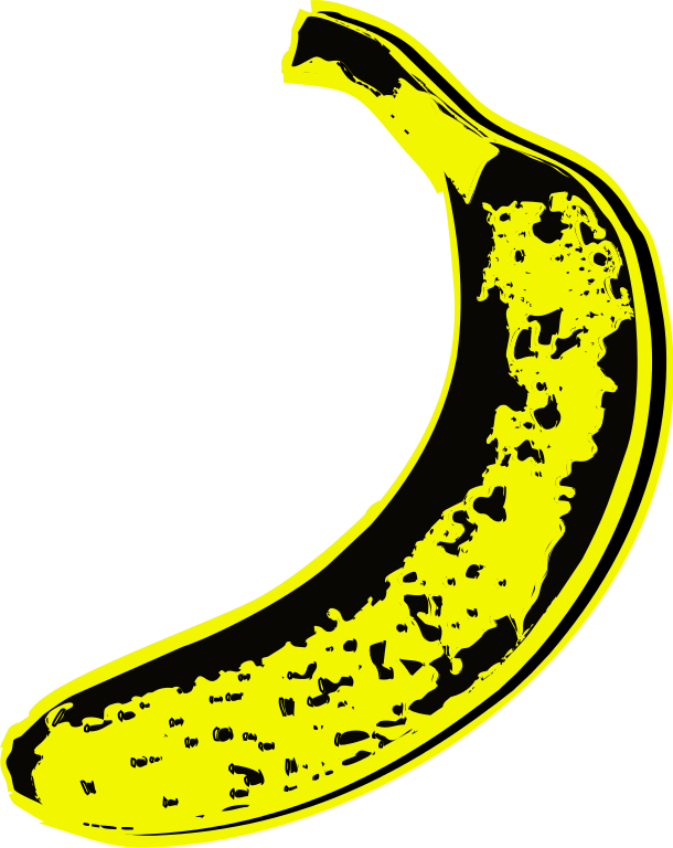 Banana svg. File vu wikimedia commons