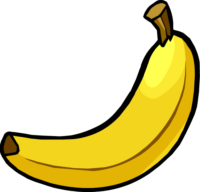 Clipart at getdrawings com. Vector banana svg freeuse