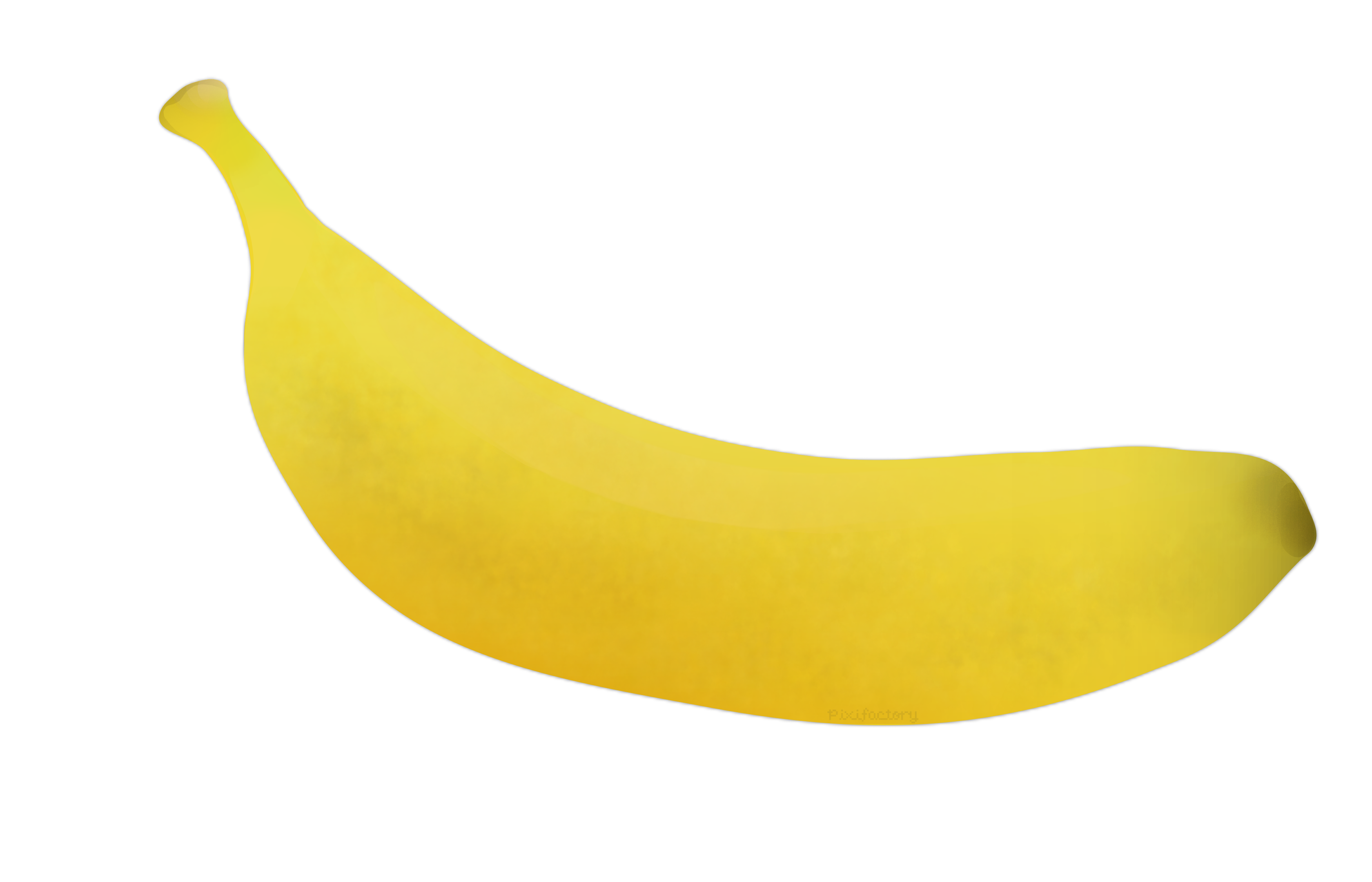 Bananas on png background. Banana image free picture