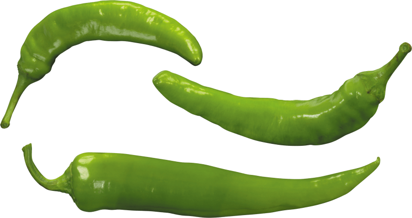 Bananas peppers png. Green pepper free images