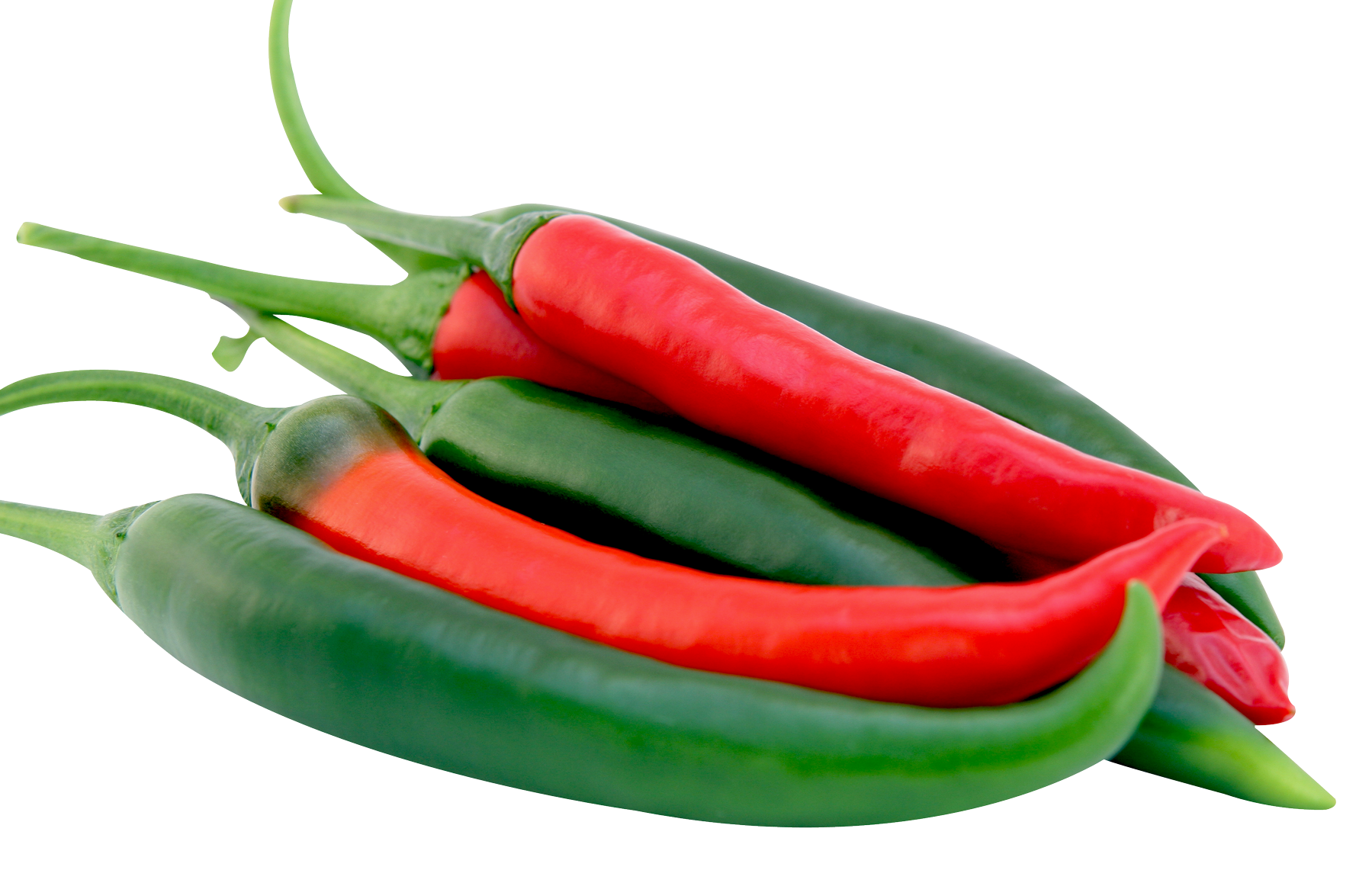 Bananas peppers png. Red and green banana