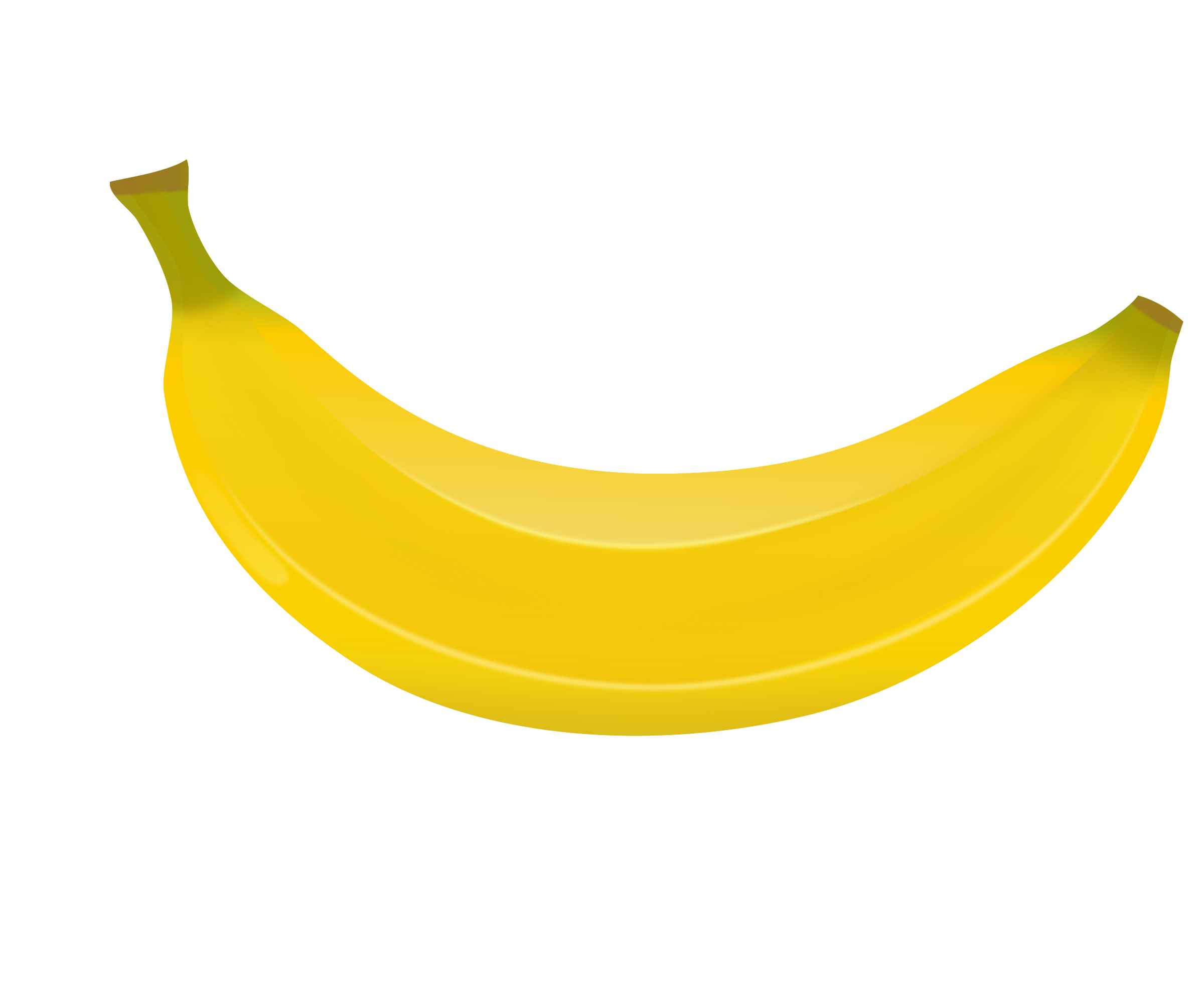 Bananas transparent pdf. Banana icons png free