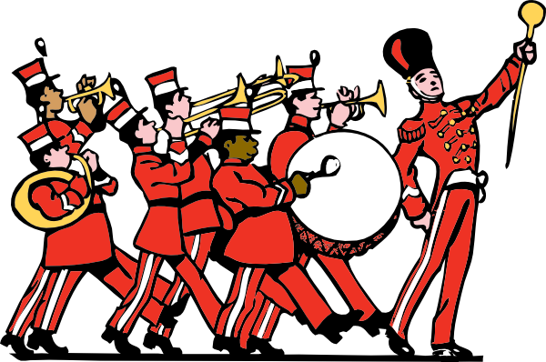 Band clipart. The who
