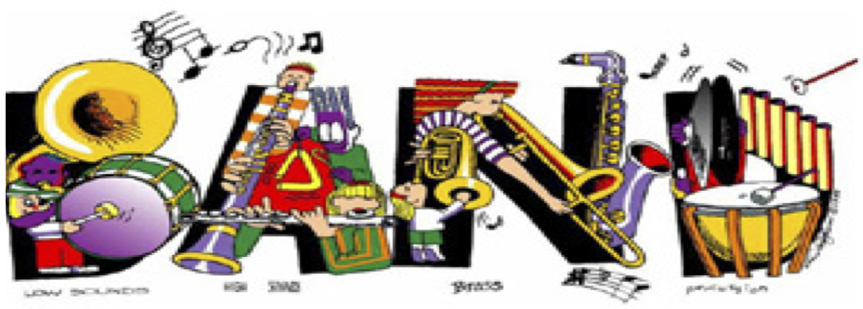 Band clipart 5th grade. Course th parkview shannon