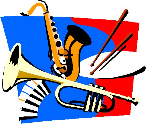 Band clipart dixieland band. Jazz links vancouver community