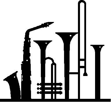 band clipart dixieland band