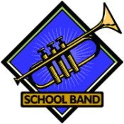 Band clipart school band. Free