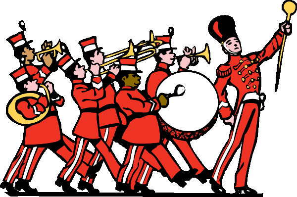 Band clipart school band. High