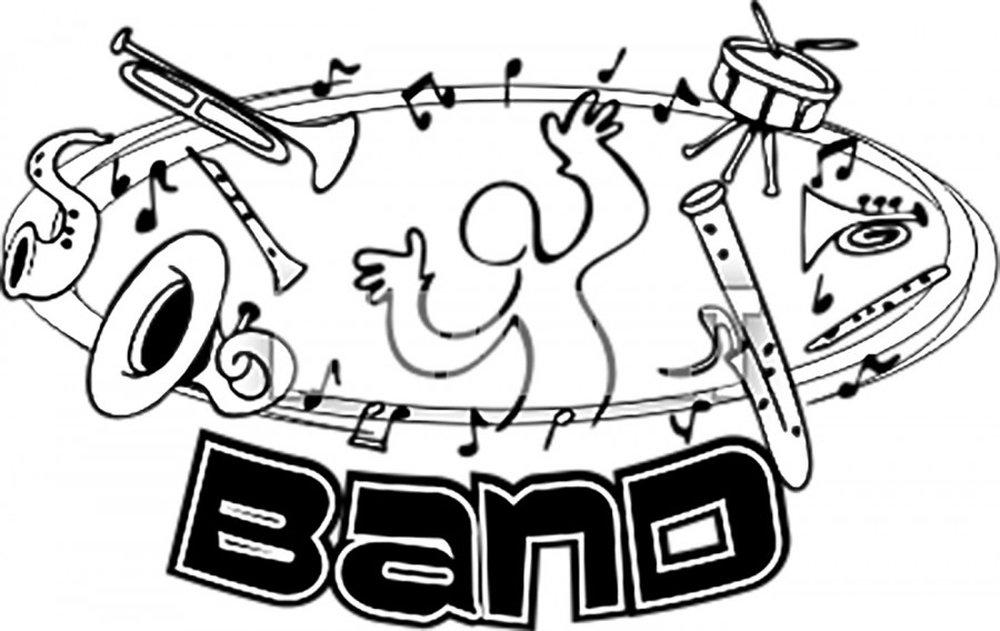 Band clipart school band. Clip art front auditions