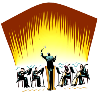 Band clipart symphony. Free orchestra cliparts download