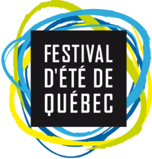 Quebec city summer wikipedia. Crowd clipart music festival crowd png black and white library