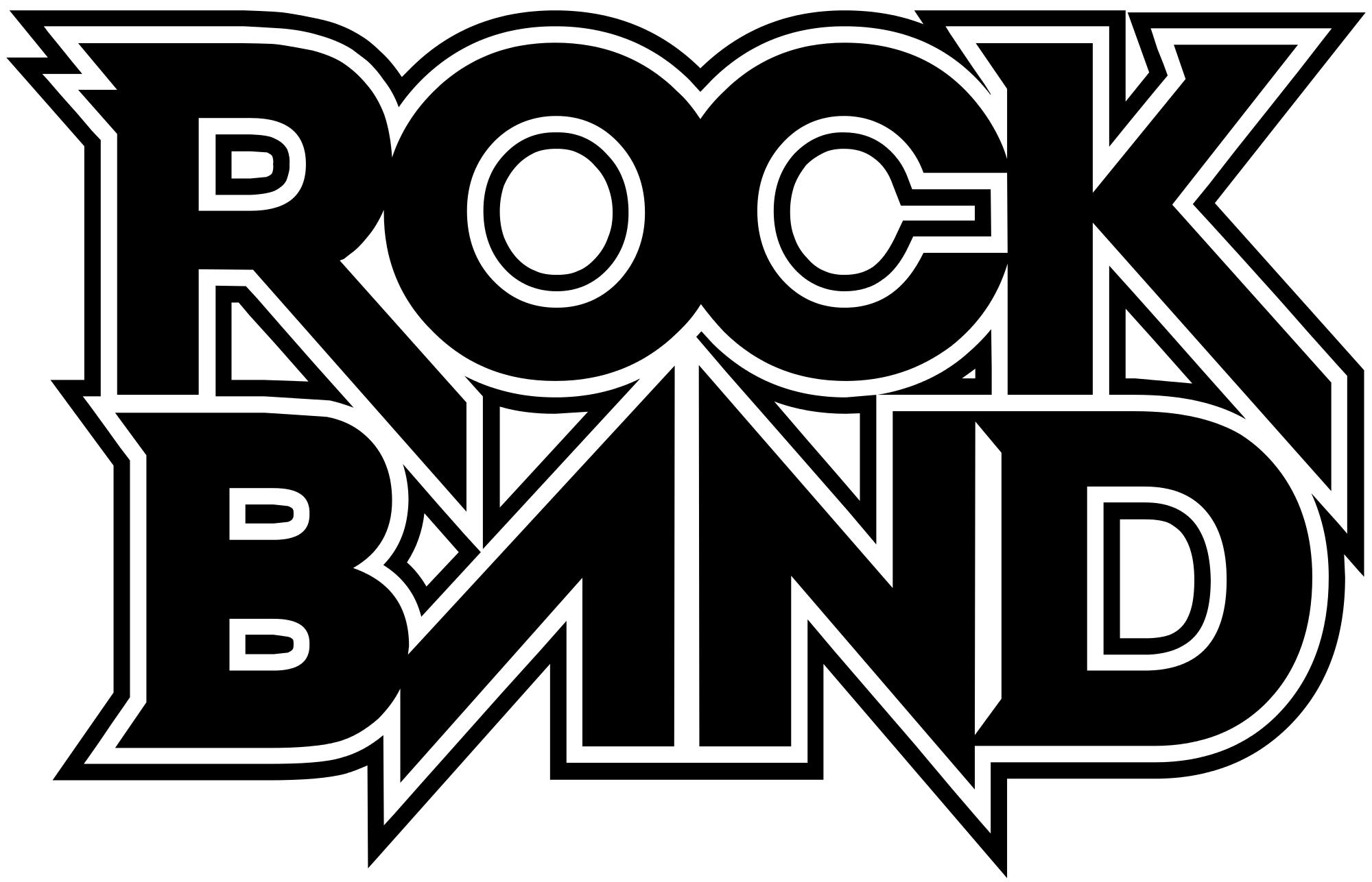 Band logos png. File rock logo svg