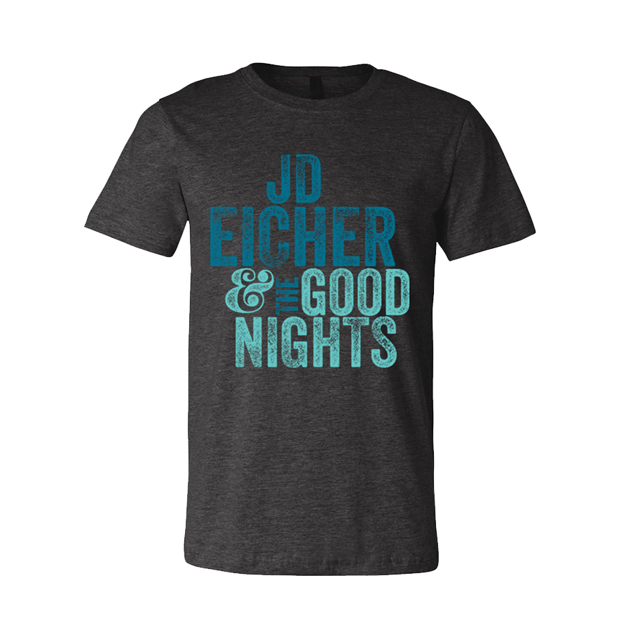 Band tee png. Jd eicher the goodnights
