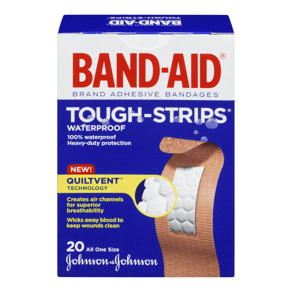 Band-aid logo png. Count tough strips