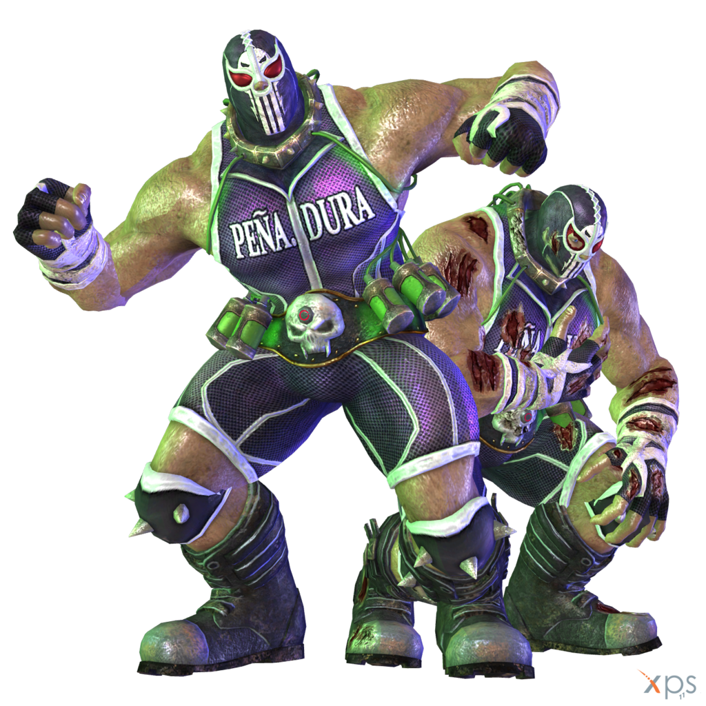 Bane transparent 2 wallpaper. Igau luchador by mrunclebingo