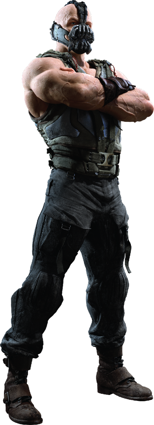 Bane transparent deviantart. Tdkr dark knight rises