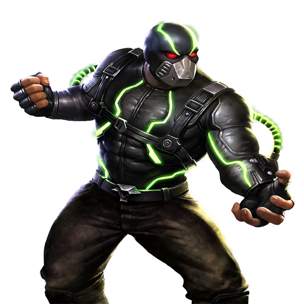 Bane transparent injustice. Mobile character art updated