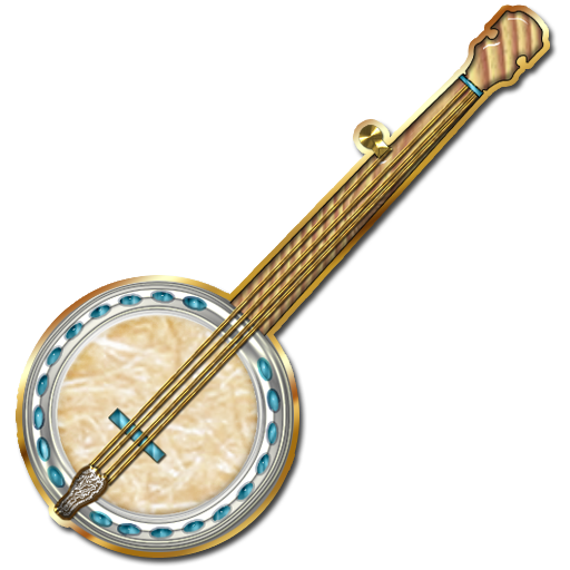 banjo clipart string instrument
