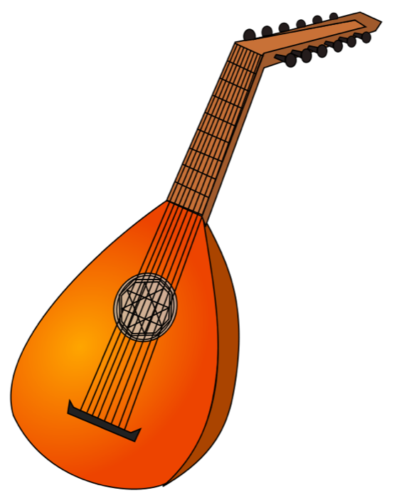 Banjo clipart string instrument. Of cellos violins and