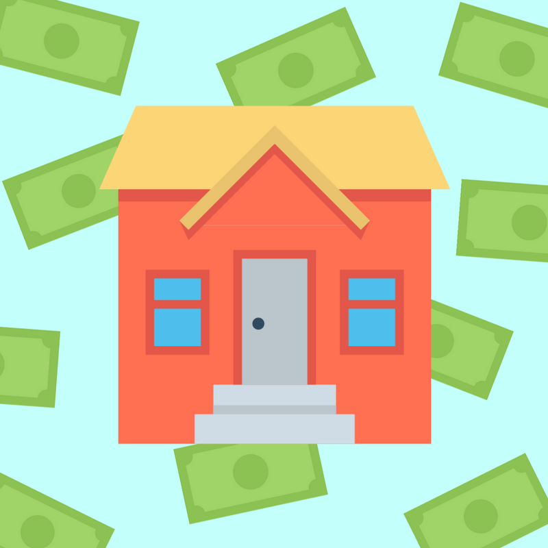 Bank clipart home equity. How to borrow using