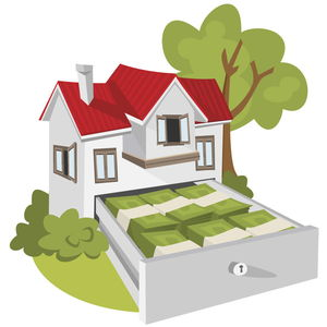 Bank clipart home equity. Using a heloc for