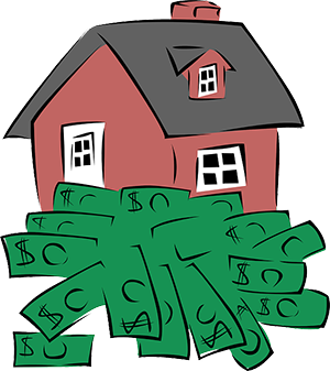 Bank clipart home equity. Loans line of credit