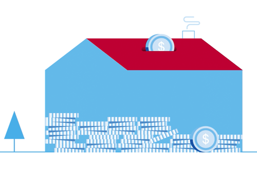 Bank clipart home equity. Achieve your goals u
