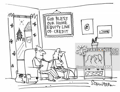 Bank clipart home equity. Cartoons and comics funny