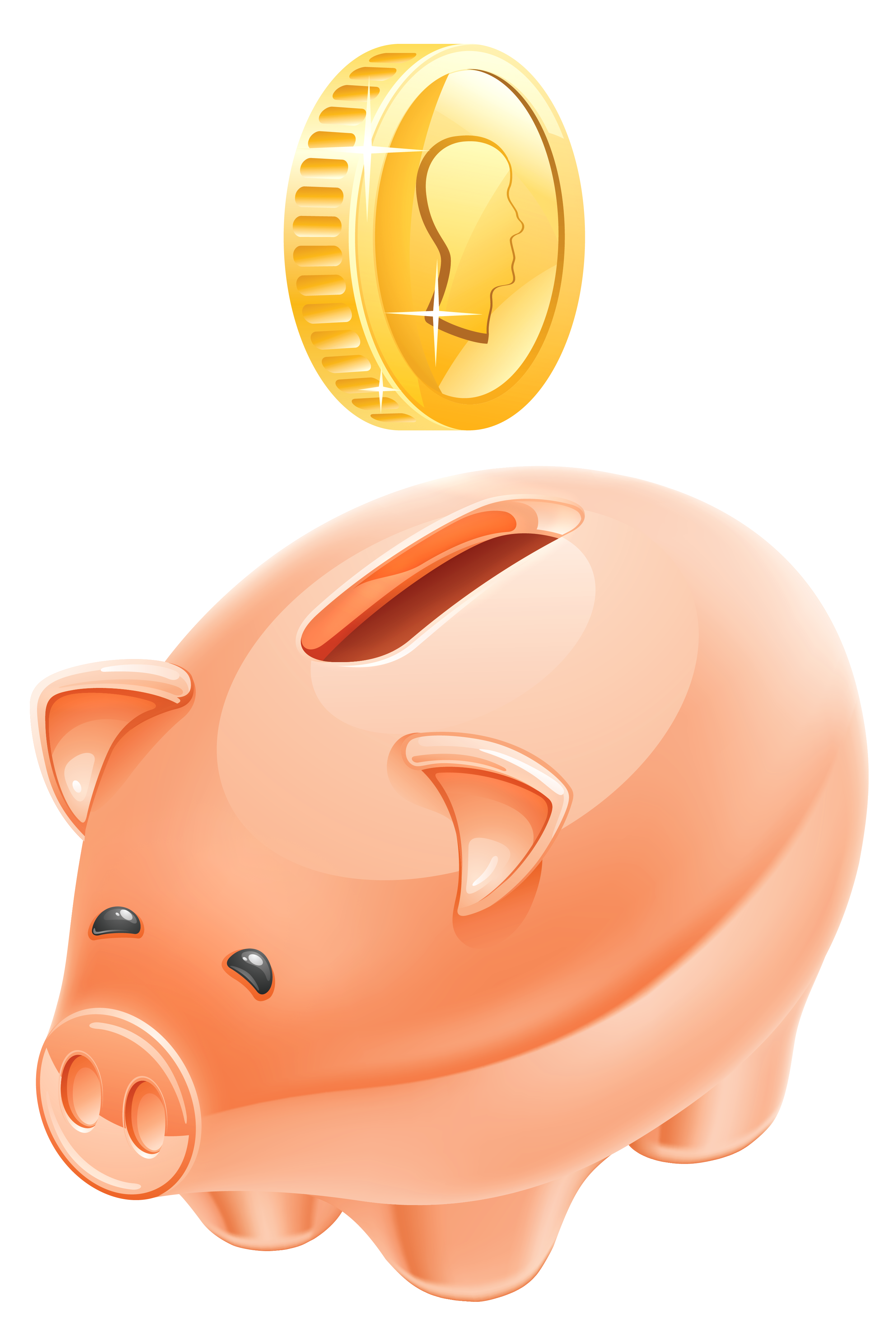 Bank clipart transparent background. Piggy png picture gallery