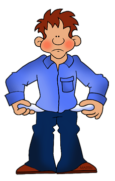 Banker clipart money gold. Free clip art by